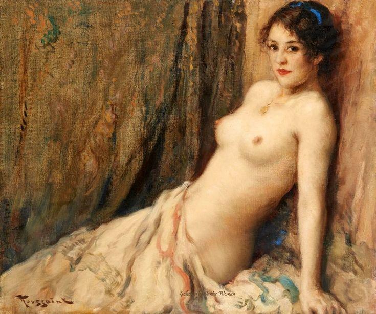 Твой милый задумчивый взгляд... | Fernand Toussaint