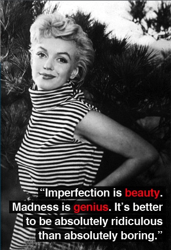 Love MarilynInspiration, Style, Marilyn Monroe Quotes, Beautiful, Marilynmonroe, Norma Jeans, Favorite Quotes, Marylin Monroe, Absolute Ridiculous