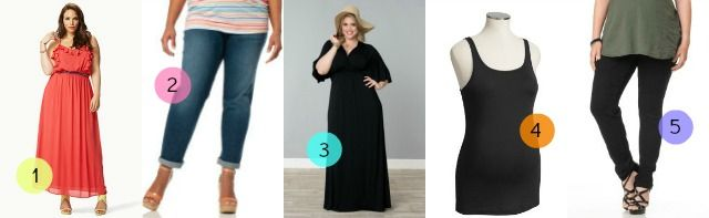 plus-size maternity pieces {+ where to shop if you're curvy & expecting} - Fat Mum Slim