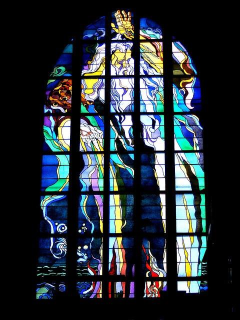 God the Creator - Stanisław Wyspiański