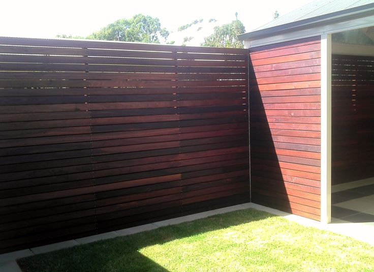 Deck Fencing Partition Wall