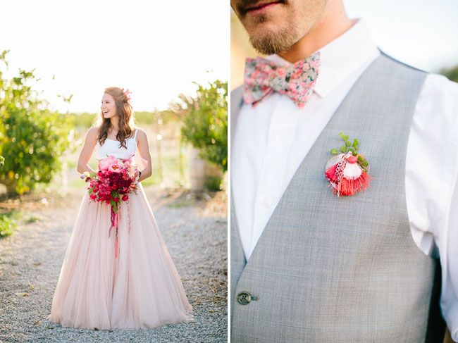 corals and pinks #watters #wedding #coral www.pinterest.com/wattersdesigns/