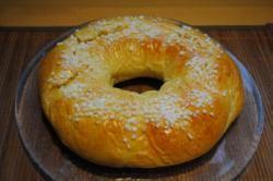 recette de cuisine couronne des rois briochée