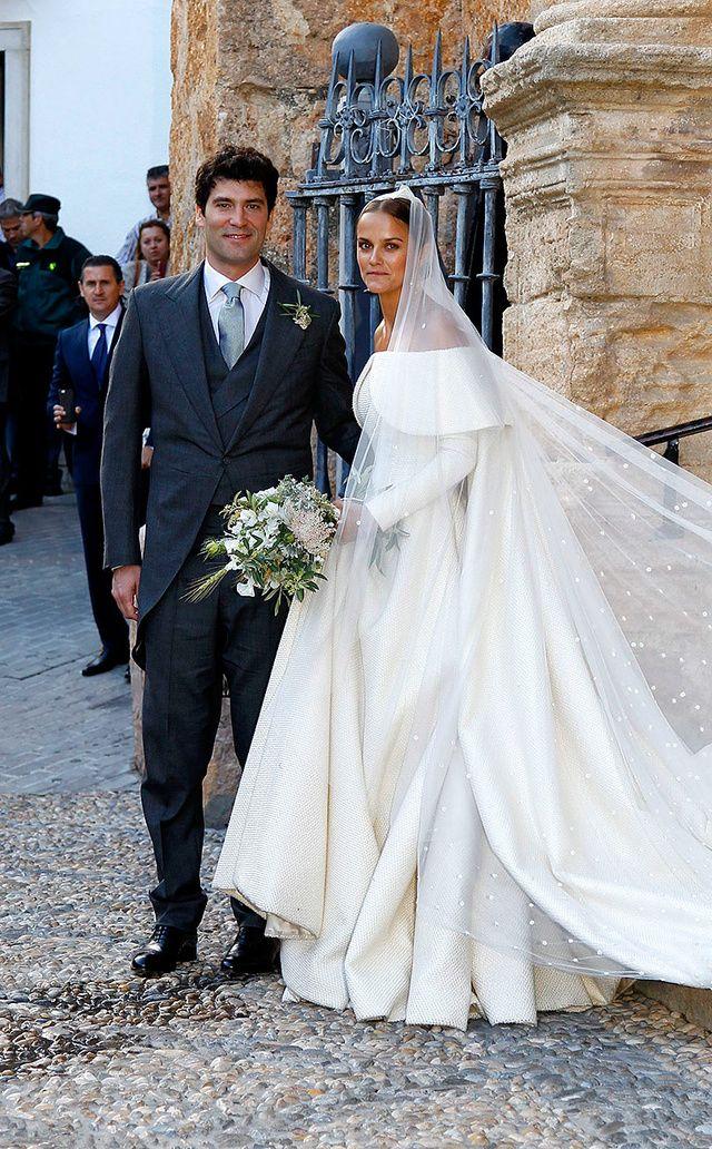 La boda de Alejandro Santo Domingo y Lady Charlotte Wellesley