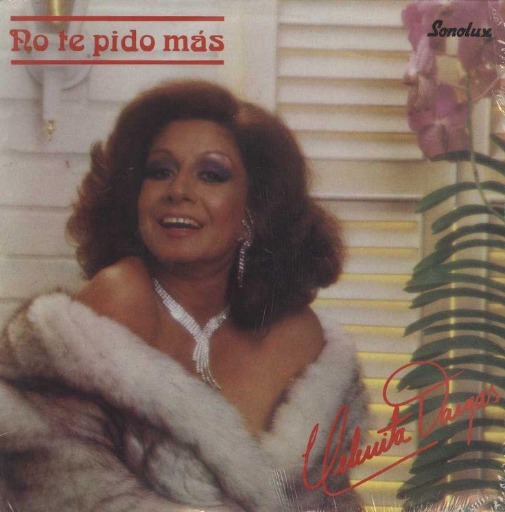 Helenita Vargas - No Te Pido Mas