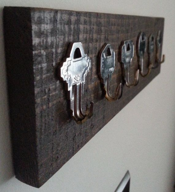 Key Holder от NorthernBuilt на Etsy