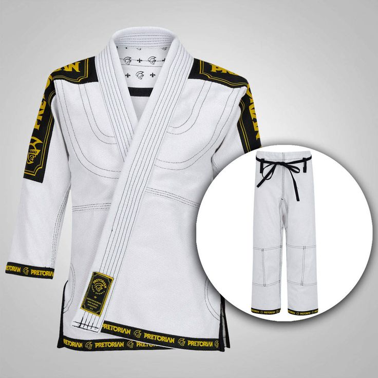 O Kimono de Jiu-Jítsu Pretorian Training é uma ótima pedida para garantir conforto para os seus filhos durante as práticas de artes marciais. Confira!