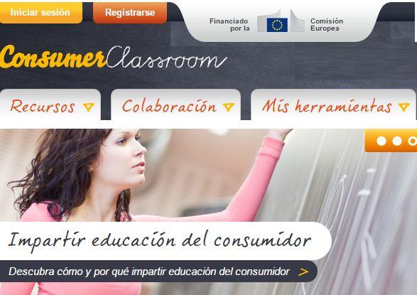 Crea y aprende con Laura: Consumer Classroom. Educando al consumidor