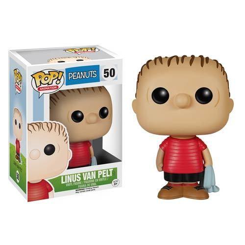 Funko Peanuts Linus van Pelt Pop! Vinyl Figure