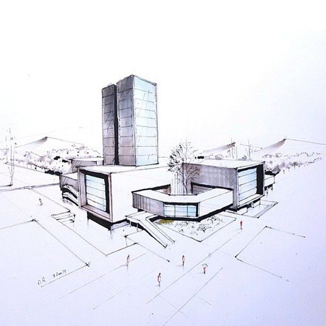 Architec architecturesketch