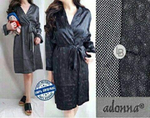 Jual Adonai Black Snowy Piyama hanya Rp 85.678, lihat gambar klik https://www.tokopedia.com/mamanya-zati/adonai-black-snowy-piyama     #adonai #black #snowy #piyama #sleepwear #outer #fashion #sleep
