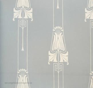 Lim och Handtryck Slottviken Tapet