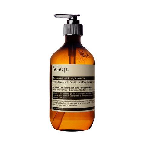 Aesop – Body Cleanser – Geranium Leaf
