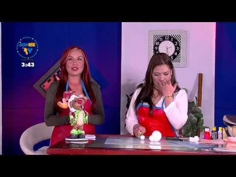 Como hacer el Modelado de Cara para un Muñeco Payaso - Hogar Tv por Juan Gonzalo Angel - YouTube