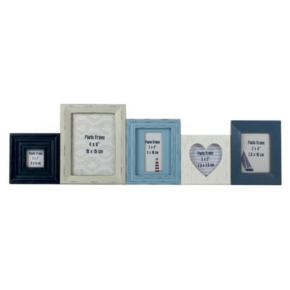 These 5 picture frames are perfect for displaying those fun family memories! #BalticSummer #Memories