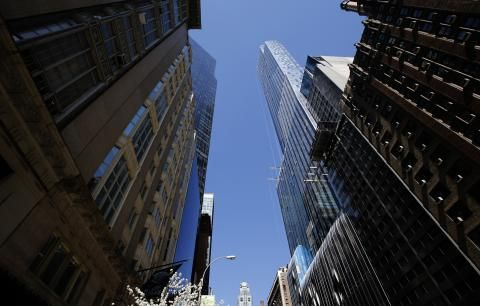 In Real Estate, the Chinese Take Manhattan