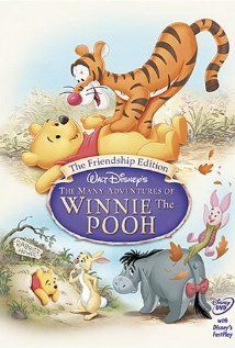 The Many Adventures of Winnie the Pooh, 1977. A collection of animated shorts based on the stories and characters by A. A. Milne. X