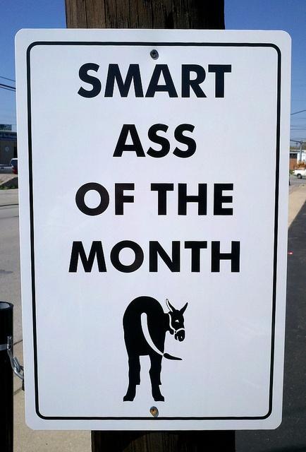 Smart big ass