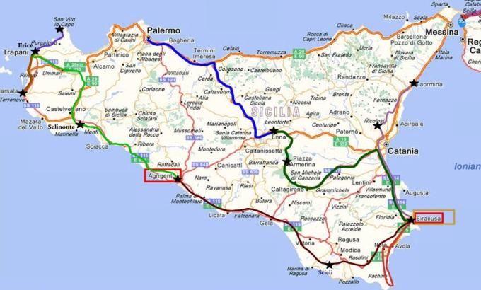 Sicilia - Reiser til Italia - Amisol Travel