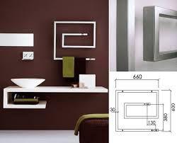 166 best images about salle de bain on pinterest for Radiateur chauffe serviette salle de bain