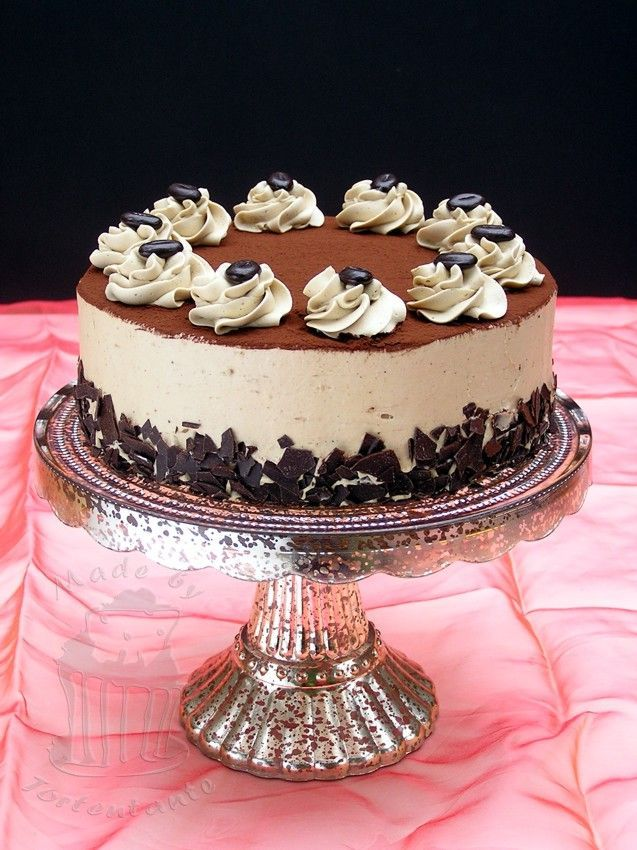 Suche cappuccino torte
