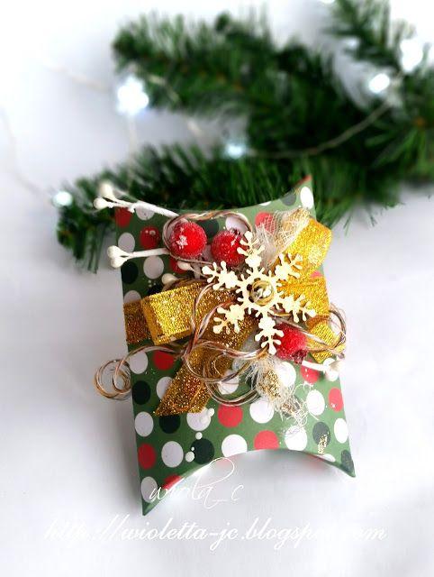 pudełko na prezenty