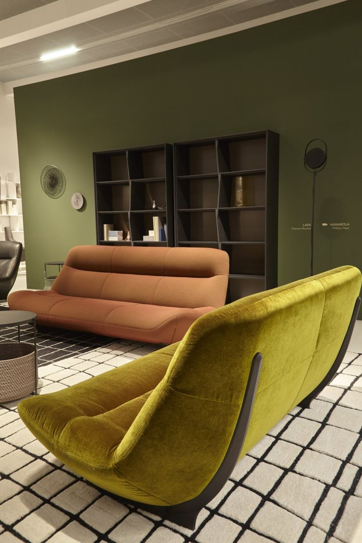 Cool retro feeling with Philippe Nigro's new Manarola upholstery range, coming up Autumn 2016 in store,