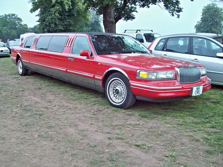 594 Lincoln Town Car Stretch (1997) | Flickr - Photo Sharing!