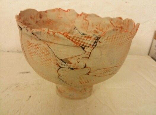 Bowl in stoneware