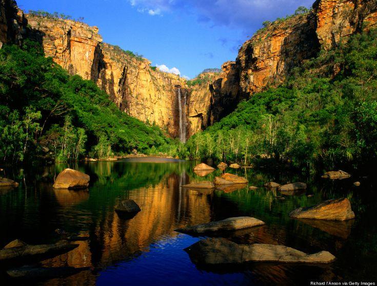 Australia's Kakadu National Park is giving us some MAJOR wanderlust.
