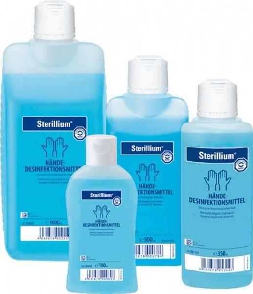 Bode Sterillium Händedesinfektion  Das beliebte Standard-Händedesinfektionsmittel aus dem Hause Bode.
