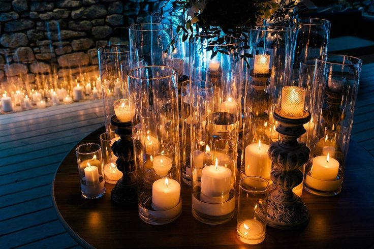 Unlimited candles ... Unlimited feelings <3