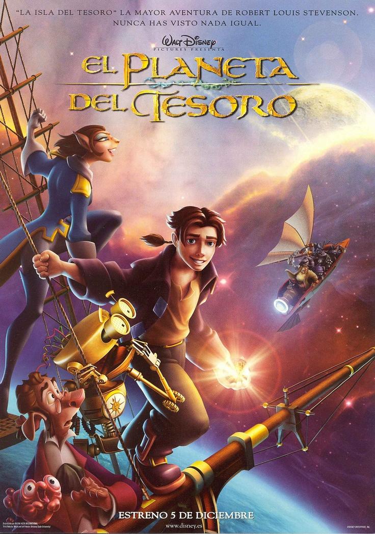 El planeta del tesoro - Treasure Planet