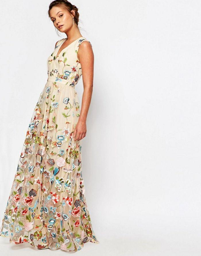 982162707 ▷ 1001 + ideas vestidos para bodas para invitadas