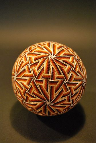 A 92-year-old Japanese woman's amazing collection of painstakingly-crafted traditional Japanese temari handballs has been unveiled to the public for the first time – and it's all thanks to her granddaughter, Flickr user NanaAkua.