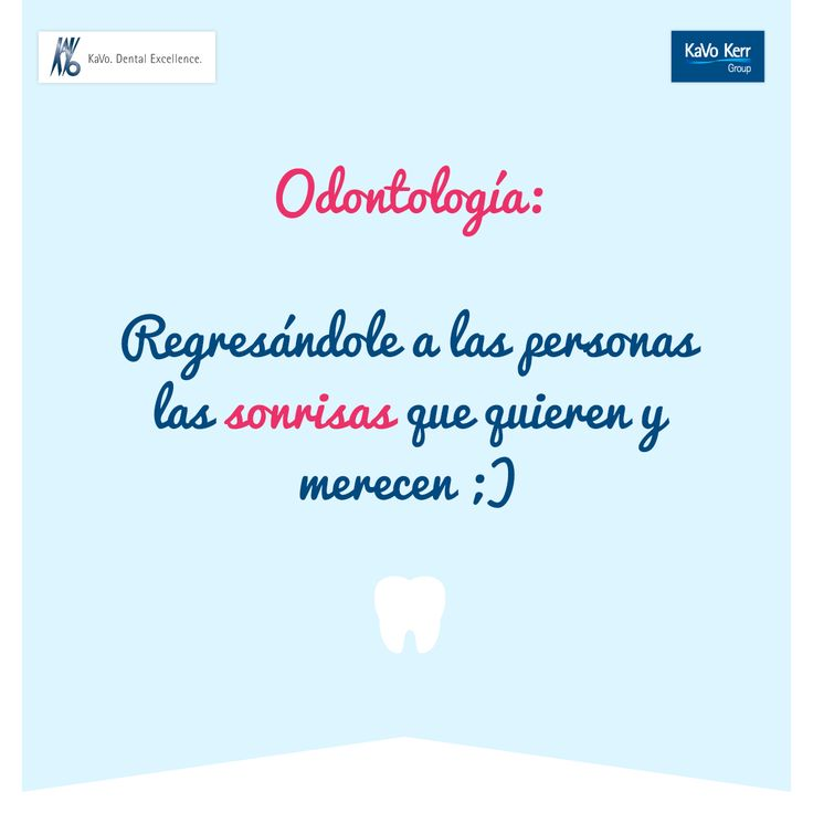 #Odontología #odontólogos #sonrisa #dientes #salud #bucodental