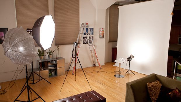 Photographer Arisa Kim explains how you can bypass expensive studio rentals and create a professional photography studio at home. (Photo: Arisa Kim)