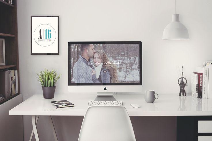 Wedding Websites by Avenue16 | info@avenue16.ca