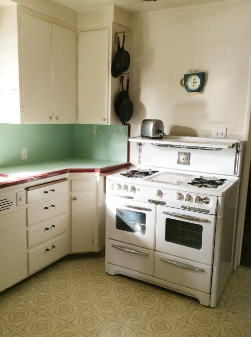 Create a 1940s style kitchen — Pam's design tips — Formula #1