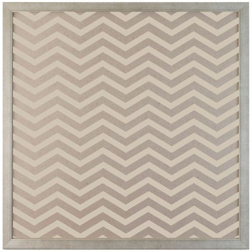 Found it at Wayfair - Patterns Zig Zag Magnetic Board
