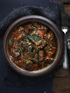 hearty beef stew - Jamie Oliver