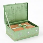 Dandelion Beaded Stationery Box - Papyrus #repintowinyorkdale