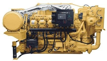 Caterpillar Engine Parts are Efficiently Running all the Caterpillar Engine