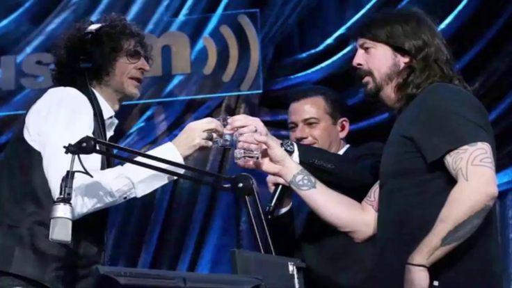 Howard Stern Show — Foo Fighters on Howard Stern 03/11/2017