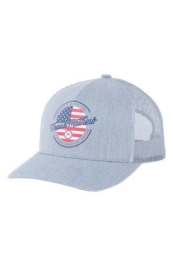 new style 644ad 70a7e New Travis Mathew Jimmy Trucker Hat Men Fashion Hats.   29.95  offerdressforyou  offers on
