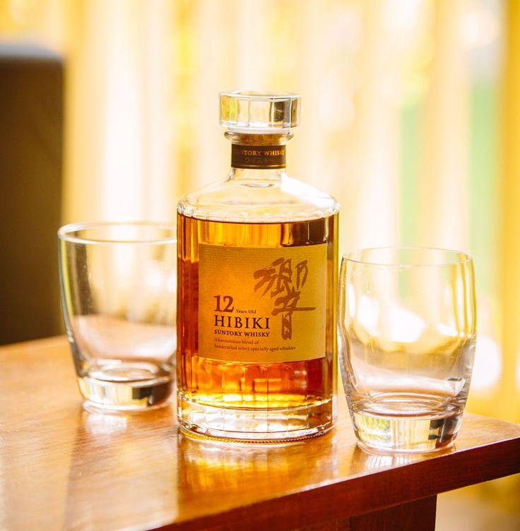 Japanese Whiskey - Hibiki  Photo by Kit Haselden www.kithaselden.com