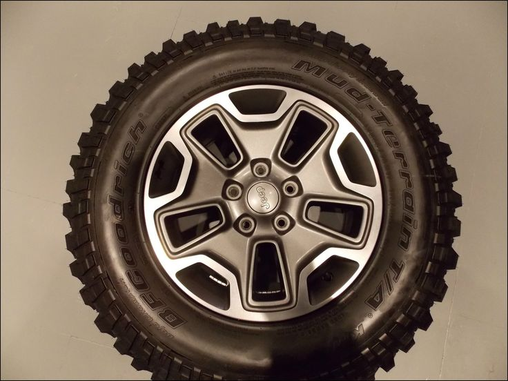 Jeep Wrangler Rubicon Wheels and Tires for Sale