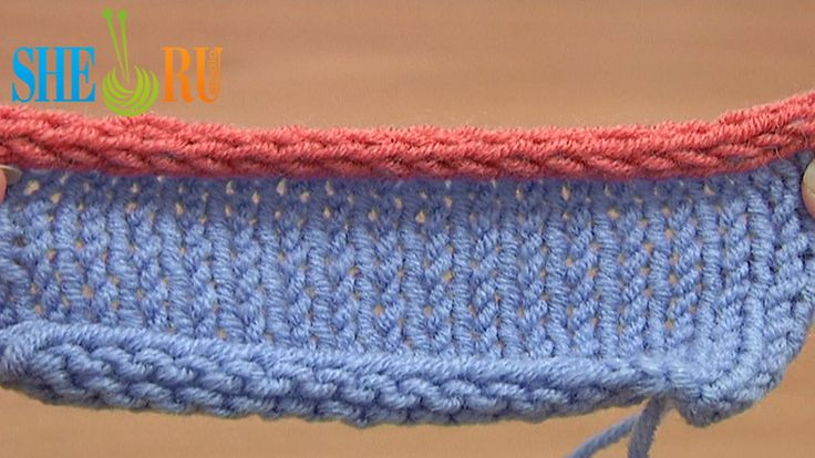 How To Bind Off Knitting In Pattern : 50 best images about Knitting Tutorials for Beginners on Pinterest The stit...