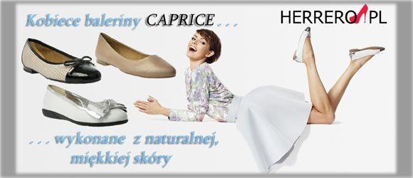 Lubicie Caprice? Tego nie da się nie lubić!  #caprice #buty #shoes