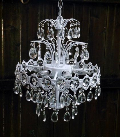 83 best antique chandeliers images on pinterest antique chandelier french paris shabby chic chandelier aloadofball Images